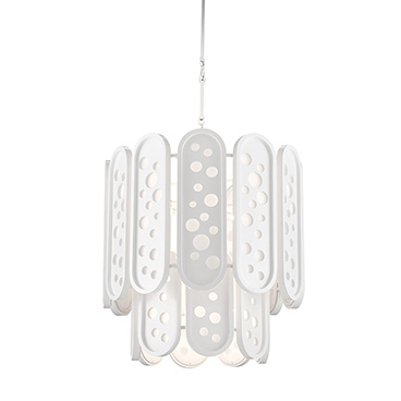 Winter White 13_Lapidus Two Tiered Chandelier