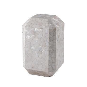 Winter White 8_Diamante Accent Table