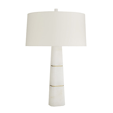 Winter White 9_Dosman Lamp