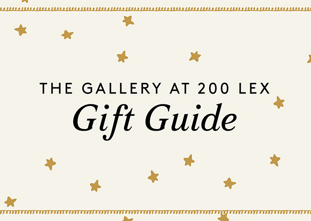 Gallery at 200 Lex Gift Guide
