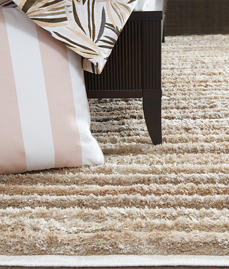 David Sutherland Showrooms_New Collections_Rug and Fabric Detail Image 8