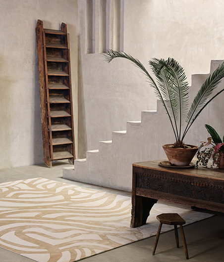 The Rug Company-Wanderlust_Nicole Fuller-Lamu Sand Detail