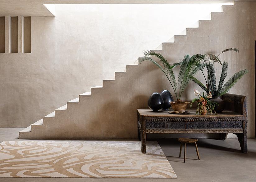 The Rug Company-Wanderlust_Nicole Fuller-Lamu Sand Main