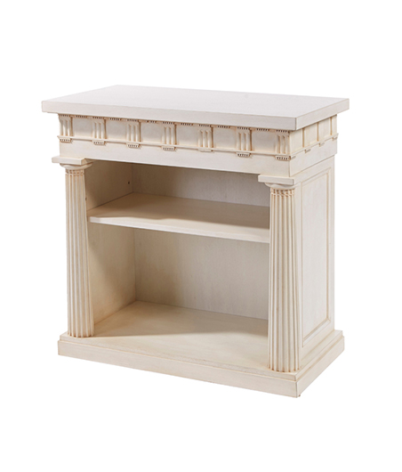 Alexa Hampton_Theodore Alexander_Mark Bookcase Table