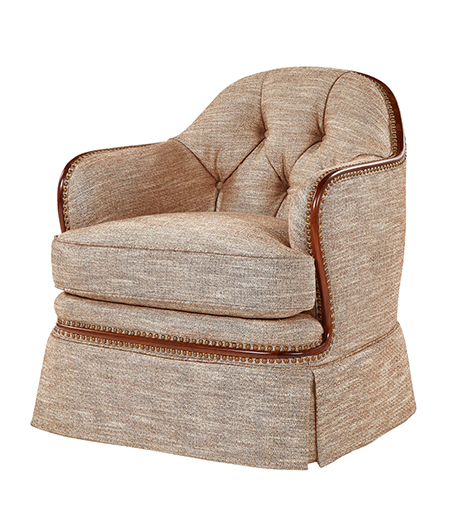 Alexa Hampton_Theodore Alexander_Ulla Accent Chair