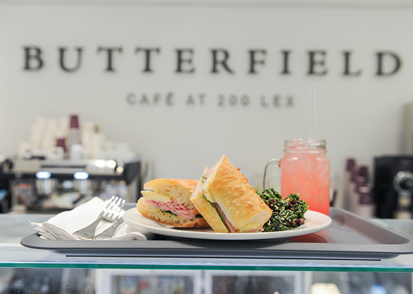 Butterfield Cafe Main Image