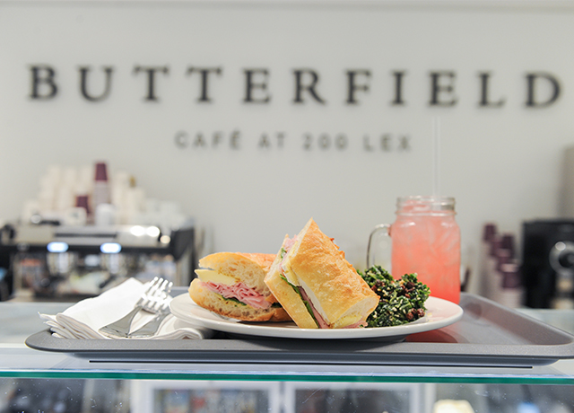 Butterfield cafe Thumbnail