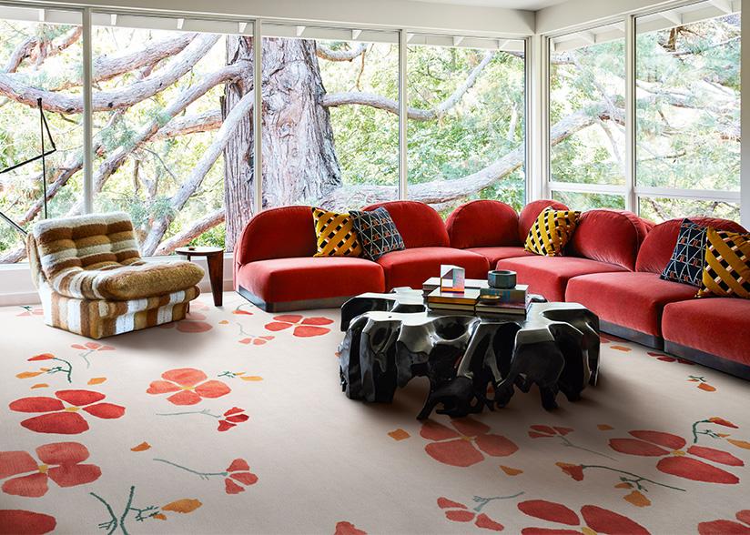 The Rug Company_Poppy_Room Shot