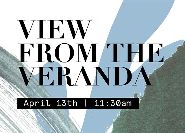 View from the Veranda_Frances Shultz_Thumbnail