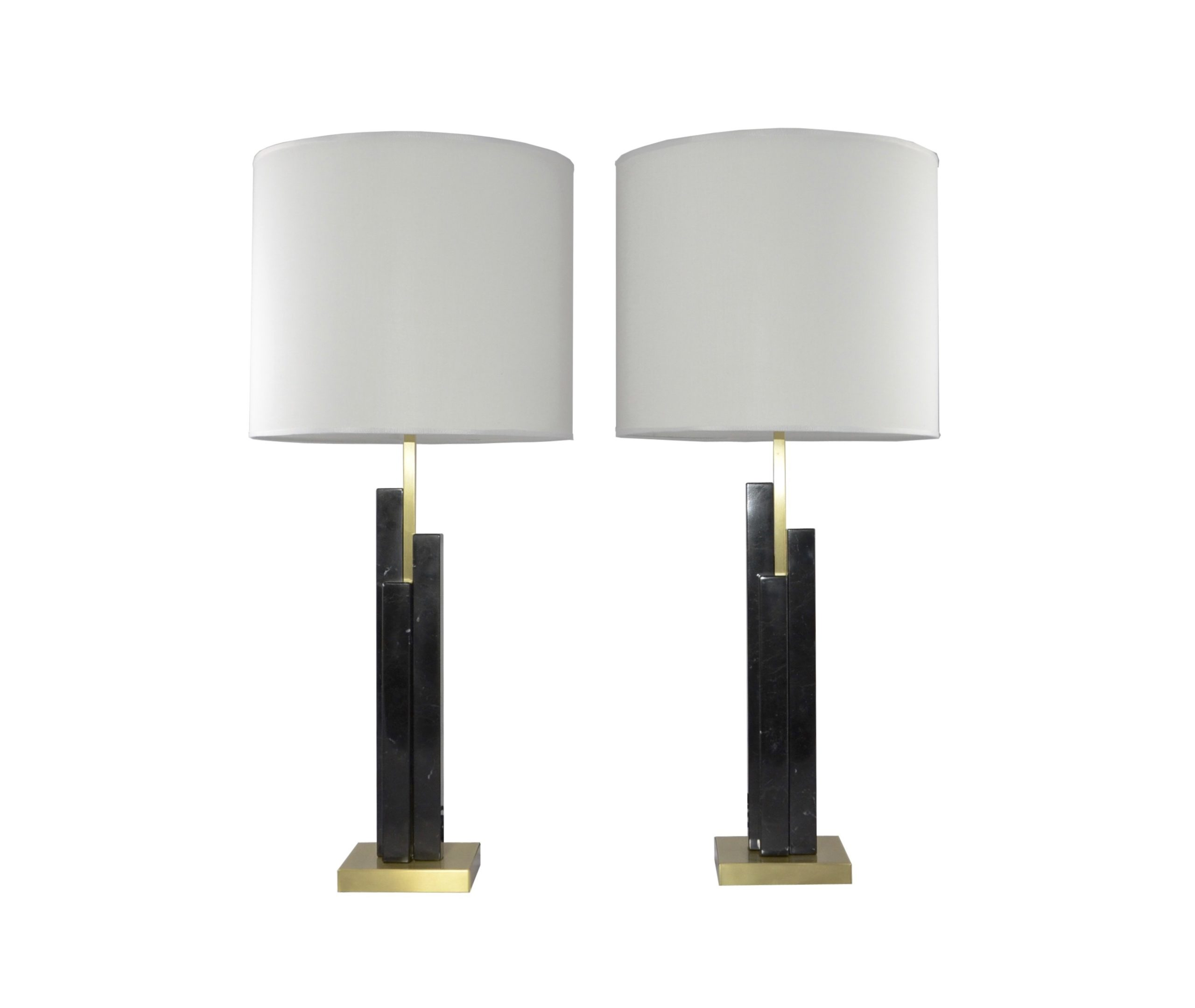cosulich_interiors_and_antiques_products_new_york_design_bespoke_art_deco_design_skyline_pair_black_marble_satin_brass_table_lamp-scaled-1