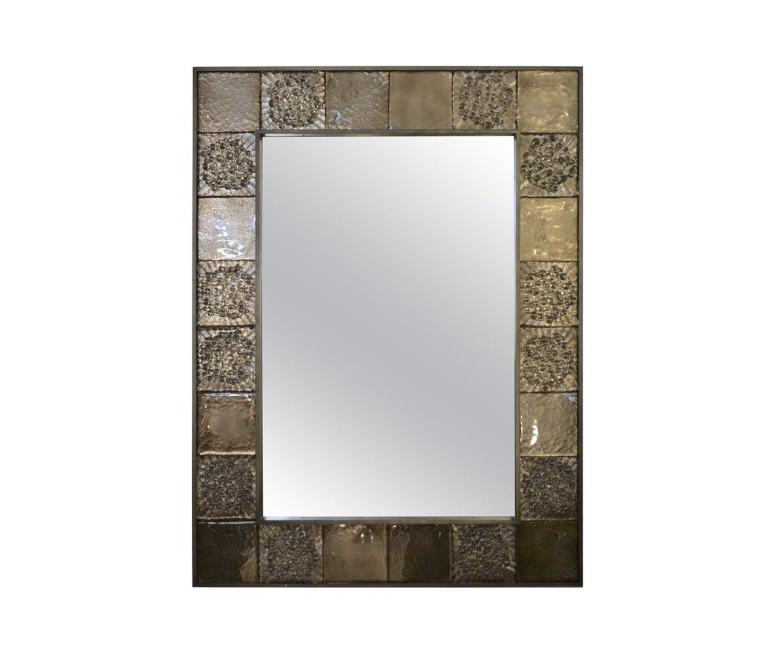 cosulich_interiors_and_antiques_products_new_york_design_bespoke_italian_smoked_amber_mirror_murano_glass_geometric_bronze_tiled_mirror-scaled-1