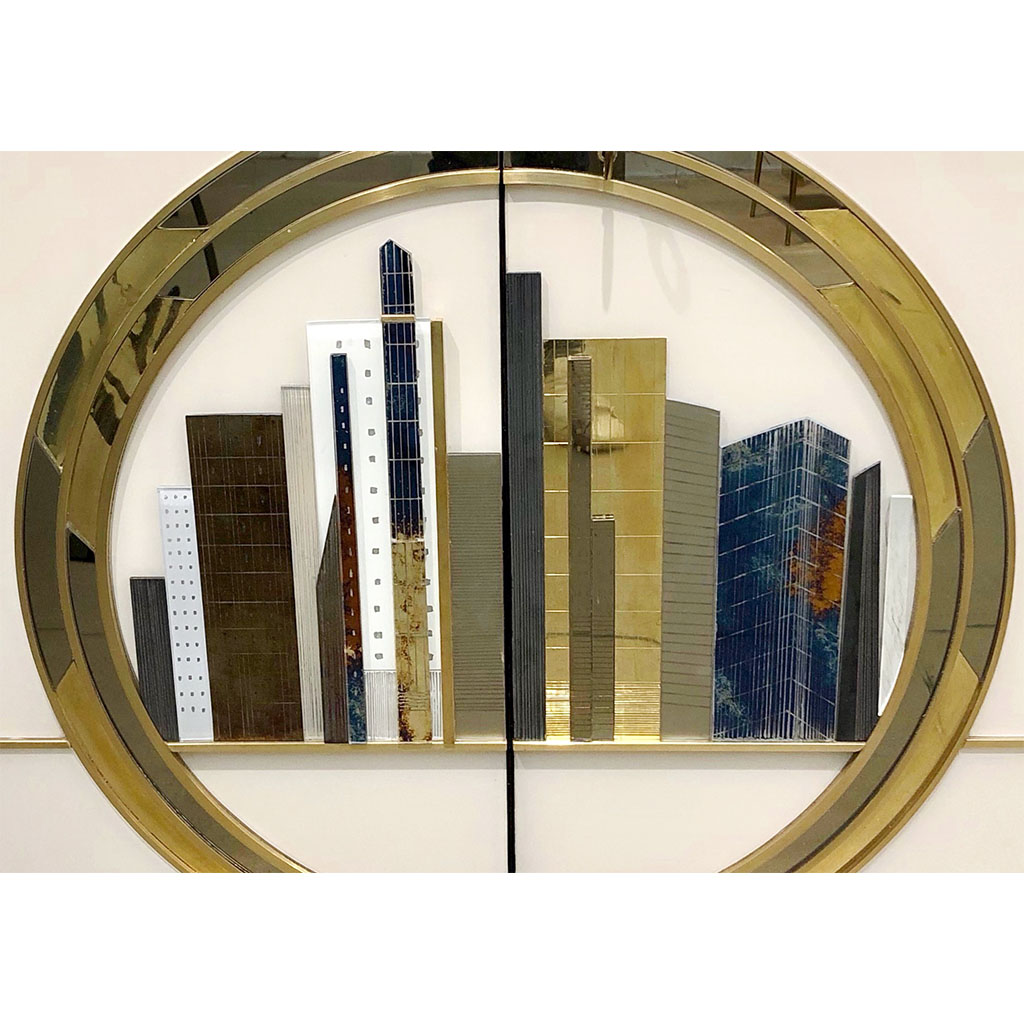 cosulich_interiors_and_antiques_products_new_york_design_italian_contemporary_bespoke_ivory_cabinets_with_new_york_blue_gold_skyline