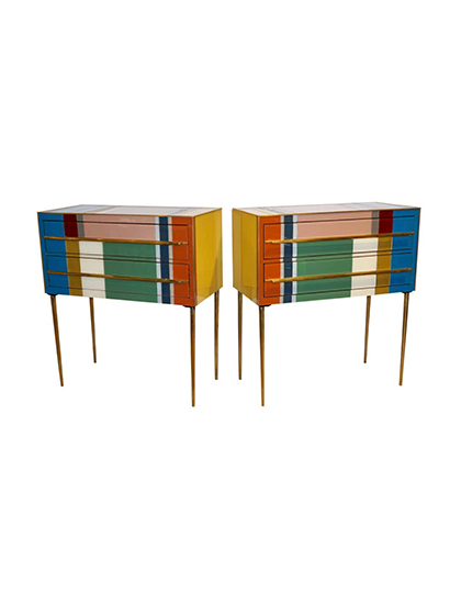 main_cosulich_interiors_and_antiques_products_new_york_design_bespoke_italian_pair_mondrian_style_blue_green_yellow_chests_end_tables
