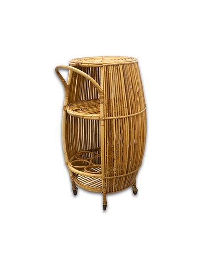main_cosulich_interiors_and_antiques_products_new_york_design_bonacina_1950_italian_mid_century_modernnatural_rattan_cylindrical_bar_trolley_side