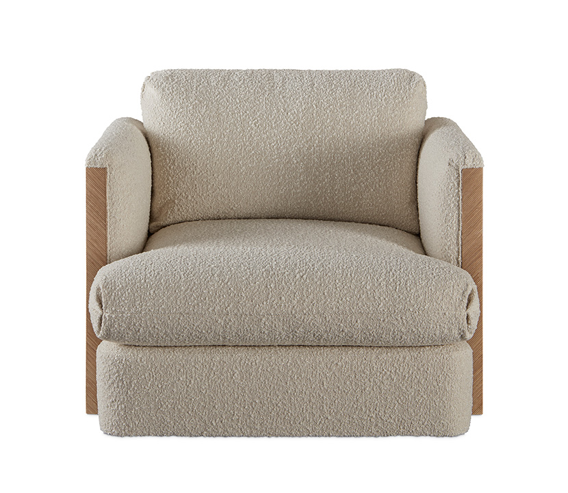 Combed Lounge Chair Gallery Image 3
