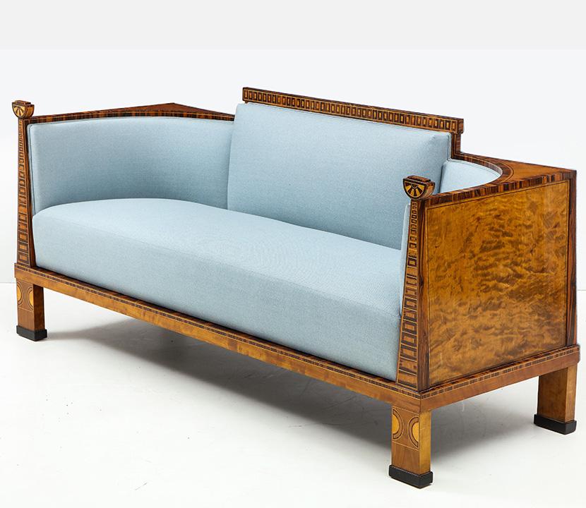Extraordinary Swedish Grace Box Sofa Gallery Image 2