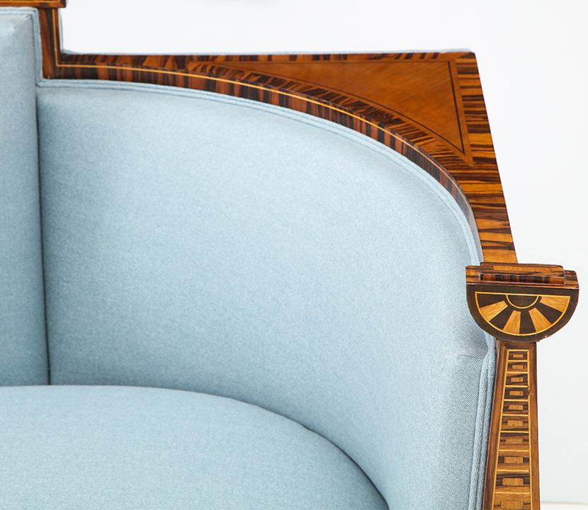 Extraordinary Swedish Grace Box Sofa Gallery Image 3