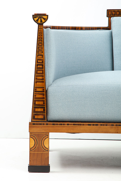 Extraordinary Swedish Grace Box Sofa Gallery Image 5