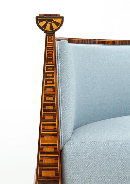 Extraordinary Swedish Grace Box Sofa Gallery Image 6