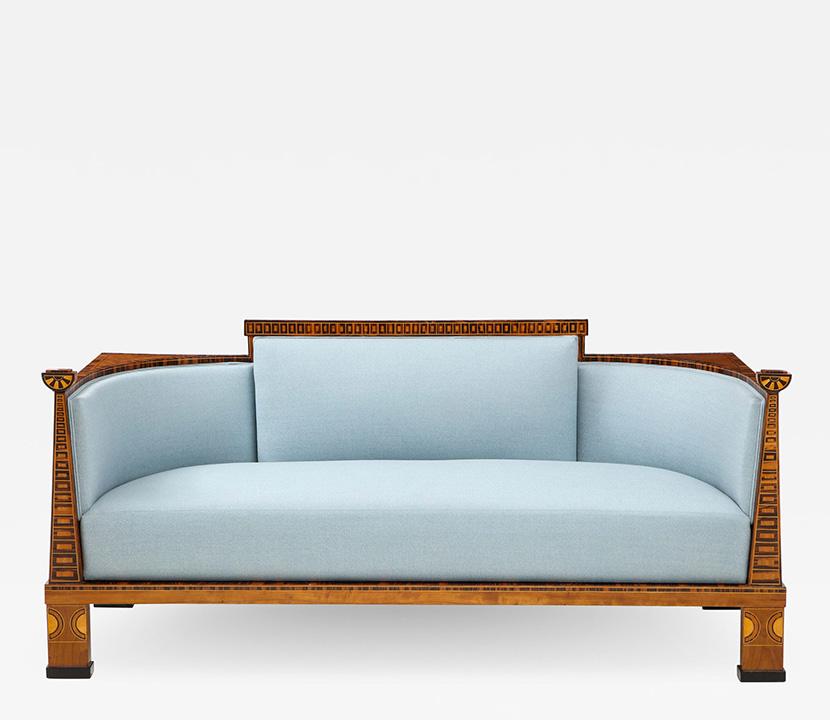 Extraordinary Swedish Grace Box Sofa Gallery Image