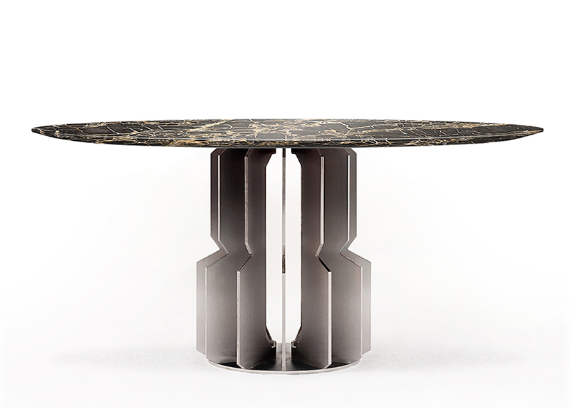 FBC London_Spring Outdoor Collection_Lawrence Dining Table