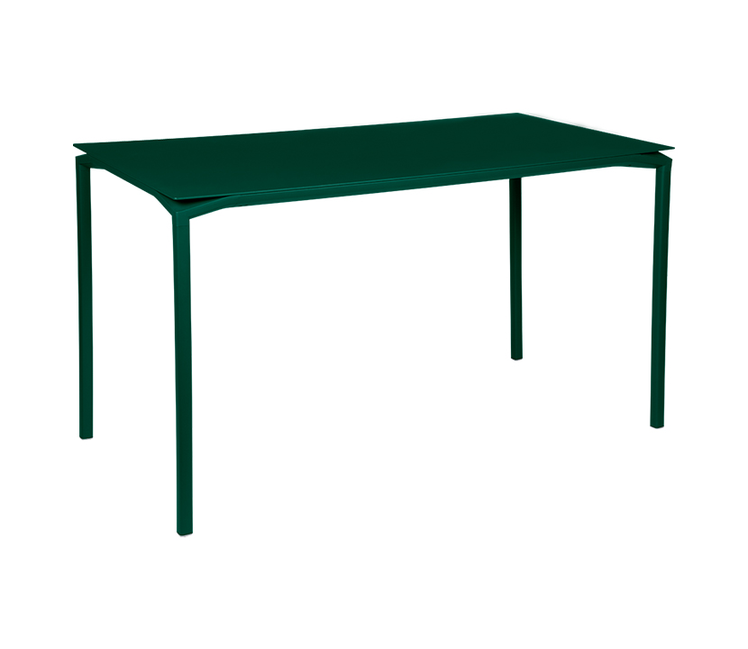 Fermob_Luxembourg Calvi High Table 63x31_Gallery Image 15_Cedar Green