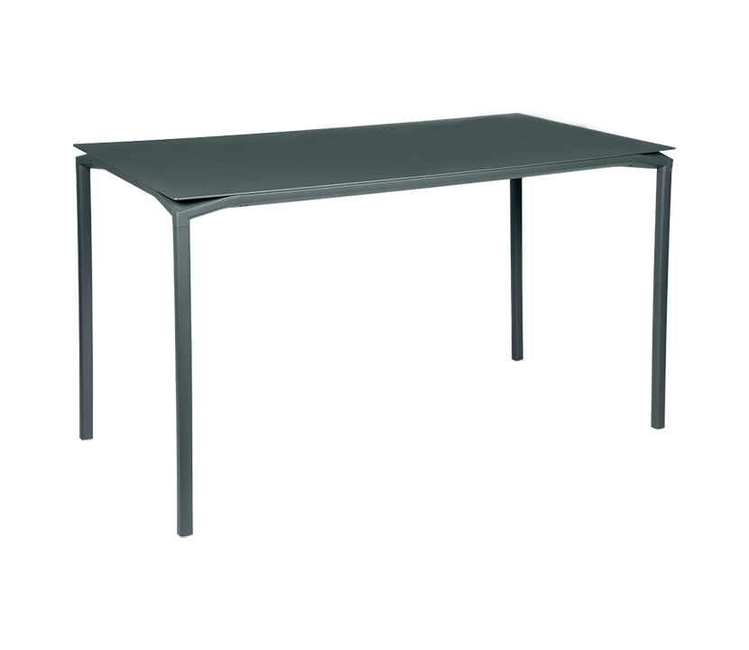 Fermob_Luxembourg Calvi High Table 63x31_Gallery Image 19_Storm Grey