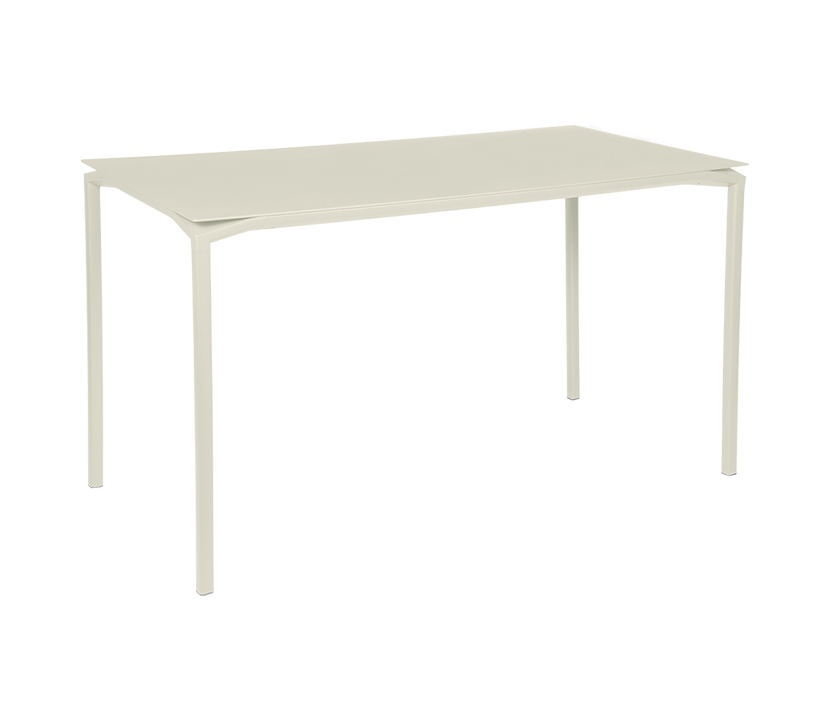 Fermob_Luxembourg Calvi High Table 63x31_Gallery Image 22_Clay Grey