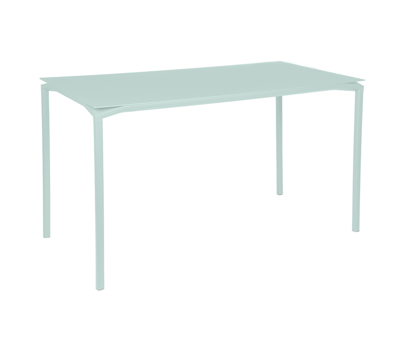 Fermob_Luxembourg Calvi High Table 63x31_Gallery Image 24_Ice Mint