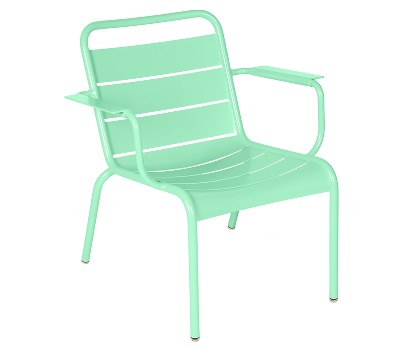 Fermob_Luxembourg Lounge Armchair_Gallery Image 15_Opaline Green