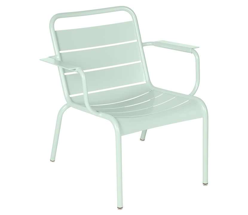 Fermob_Luxembourg Lounge Armchair_Gallery Image 25_Ice Mint