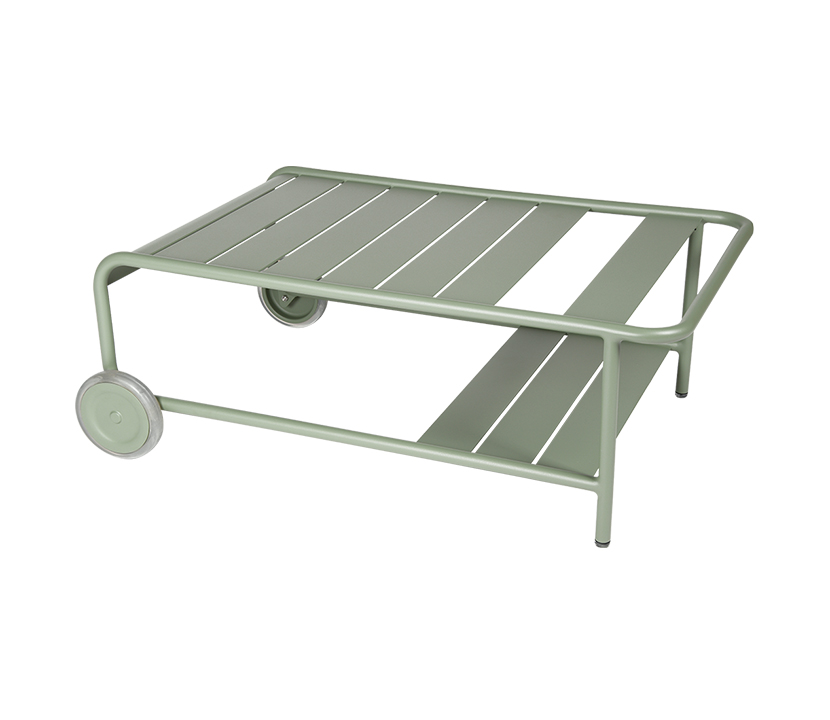 Fermob_Luxembourg Low Table with Casters_Gallery Image 12_Cactus