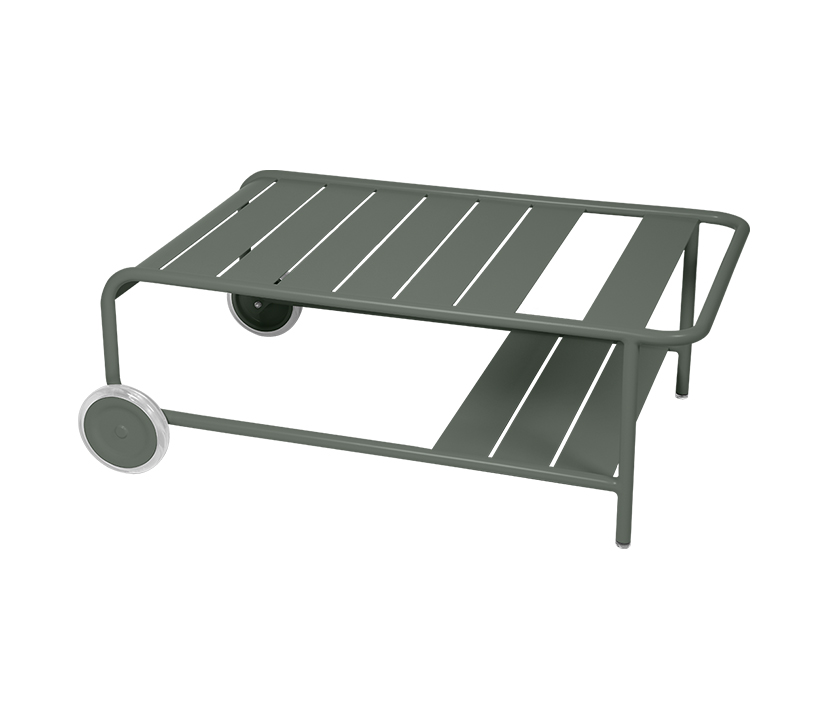 Fermob_Luxembourg Low Table with Casters_Gallery Image 13_Rosemary
