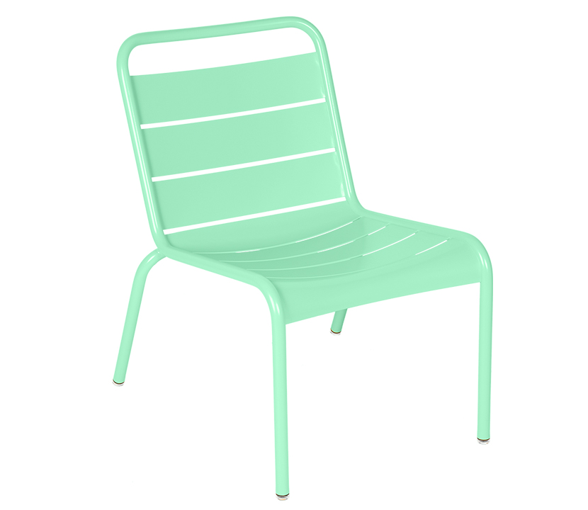 Fermob_Luxembourg_Lounge Chair_Gallery Image 13_Opaline Green