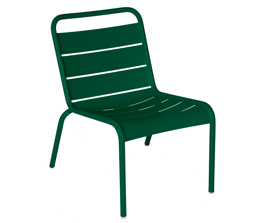 Fermob_Luxembourg_Lounge Chair_Gallery Image 15_Cedar Green