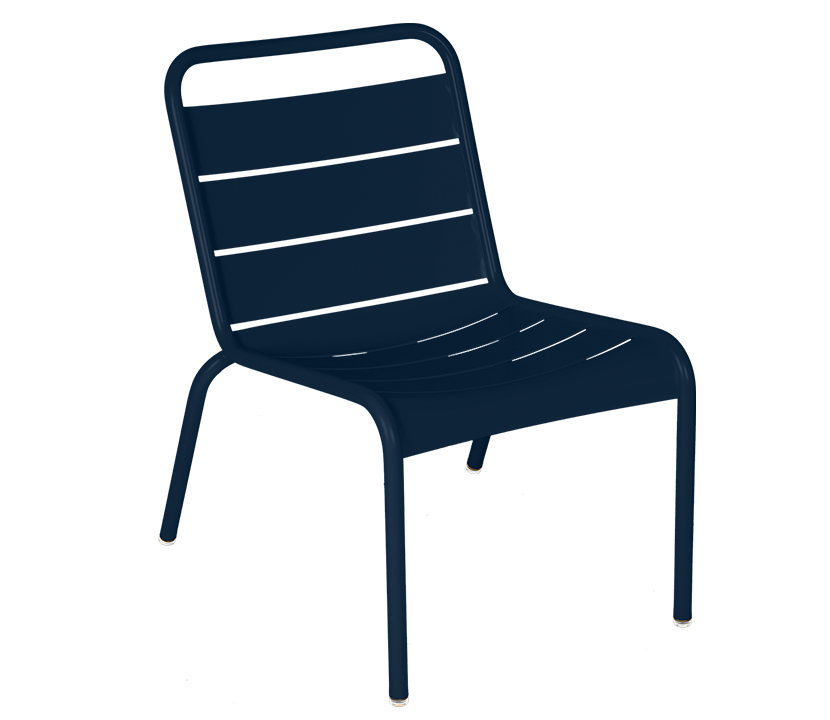 Fermob_Luxembourg_Lounge Chair_Gallery Image 17_Deep Blue