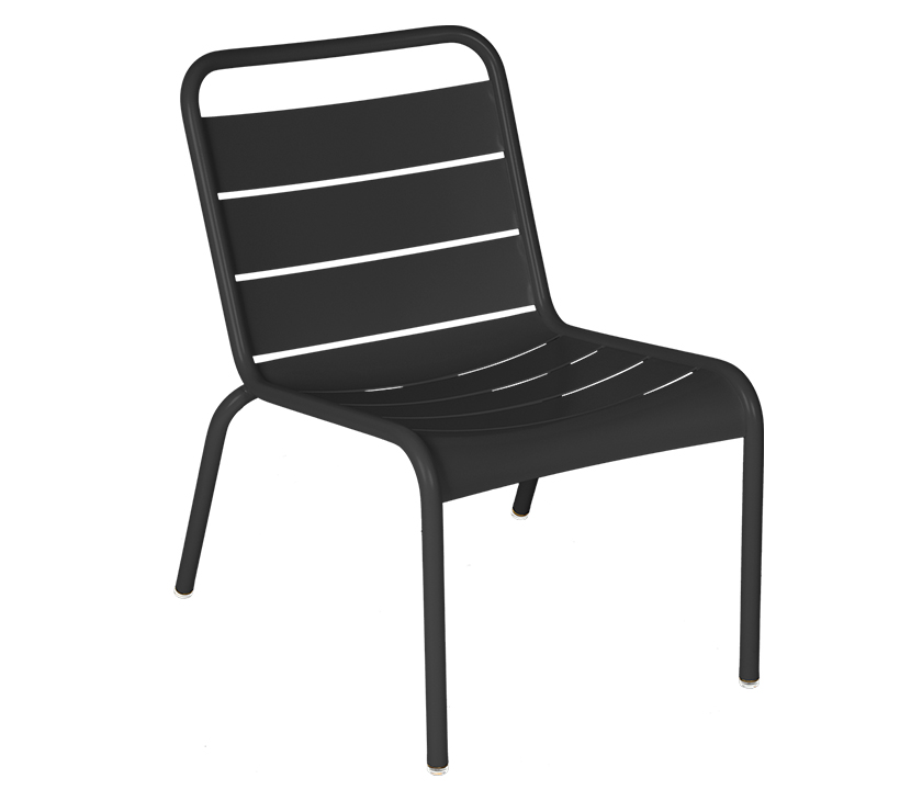 Fermob_Luxembourg_Lounge Chair_Gallery Image 20_Anthracite