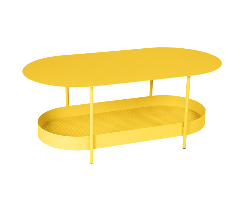 Fermob_Salsa Low Table_Gallery Image 10_Honey