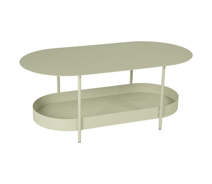 Fermob_Salsa Low Table_Gallery Image 11_Willow Green