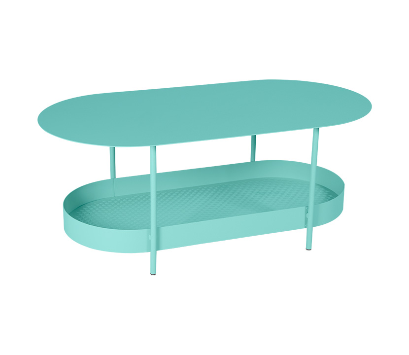 Fermob_Salsa Low Table_Gallery Image 15_Lagoon Blue