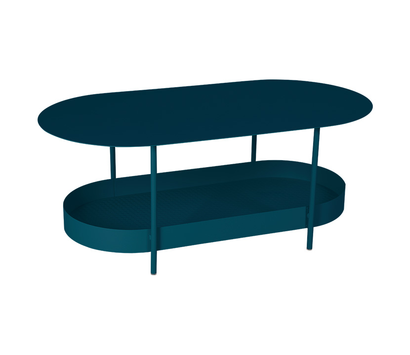 Fermob_Salsa Low Table_Gallery Image 17_Acapulco Blue