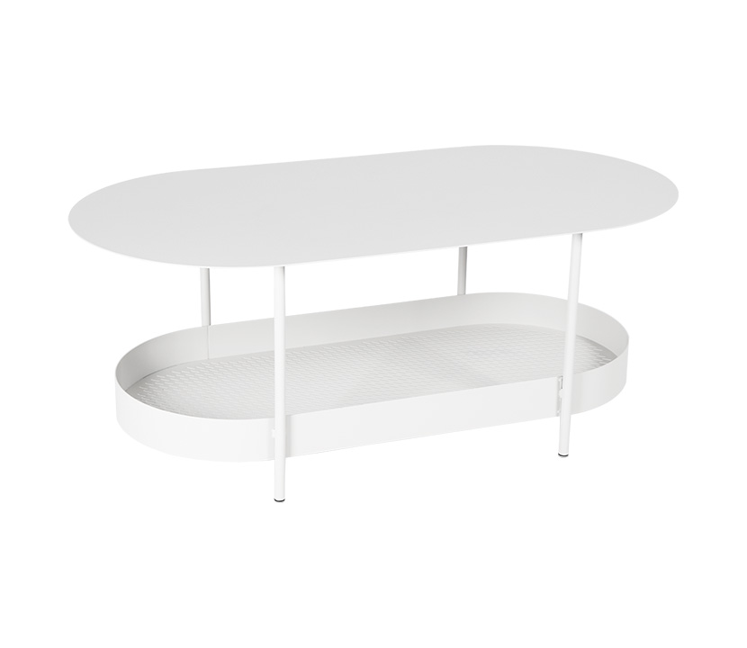 Fermob_Salsa Low Table_Gallery Image 1_Cotton
