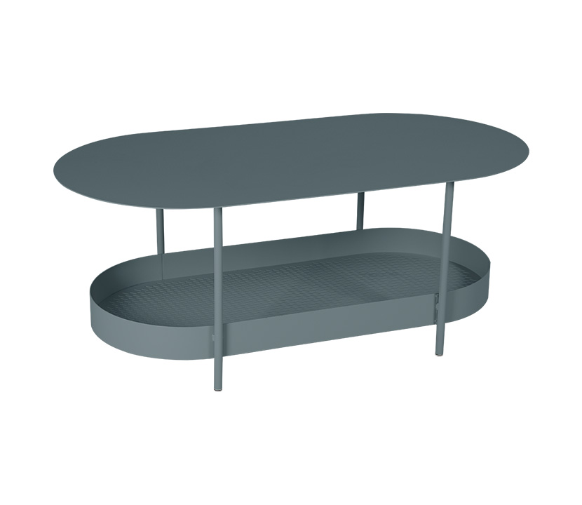 Fermob_Salsa Low Table_Gallery Image 20_Storm Grey