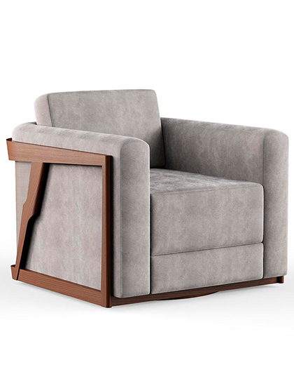 Mari Swivel Lounge Main Image