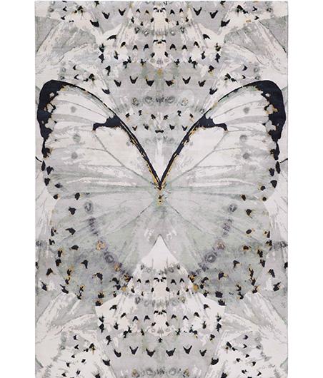 The Rug Company_Metamorphosis_Glasswings Silo