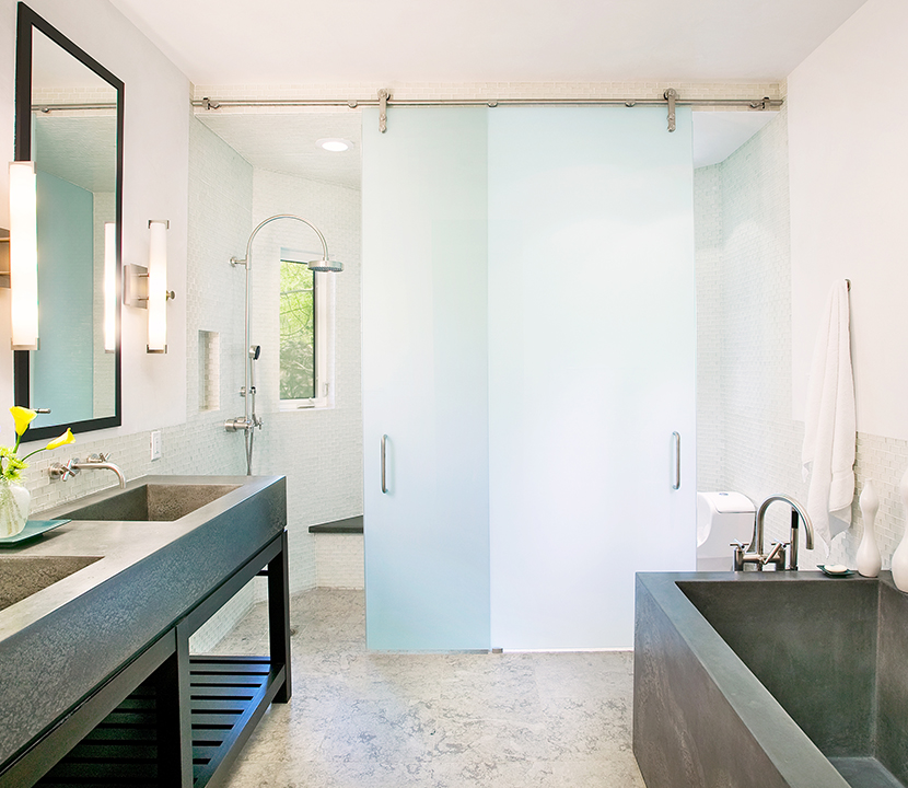 Bendheim_Shower Door Glass_Gallery 1