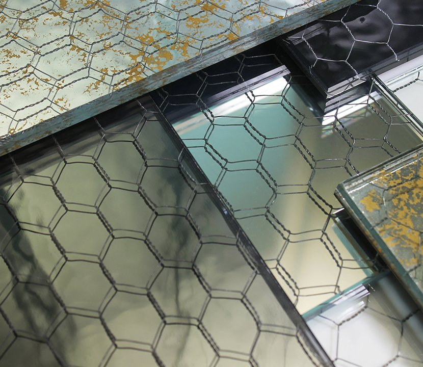 Bendheim_Vintage Wire Glass_Gallery Image 1