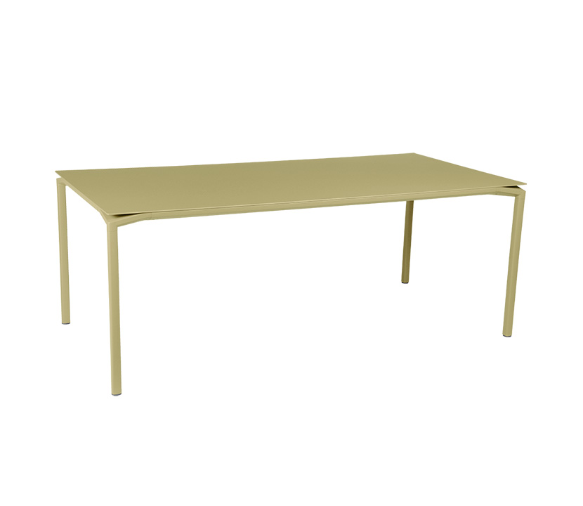 Fermob_Luxembourg Calvi High Table 77x37_Gallery Image 10_Willow Green