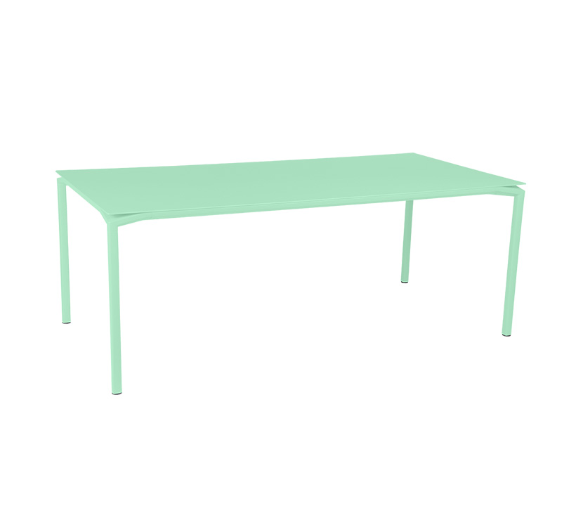 Fermob_Luxembourg Calvi High Table 77x37_Gallery Image 13_Opaline Green