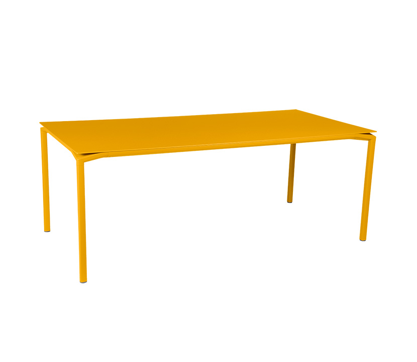 Fermob_Luxembourg Calvi High Table 77x37_Gallery Image 9_Honey